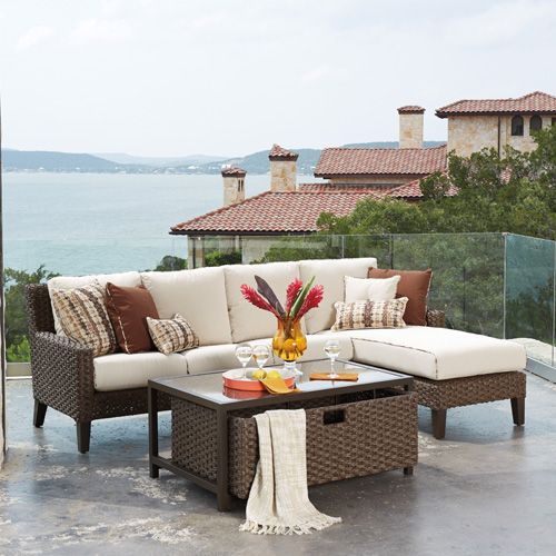 Woven   Residential - Woodard Furniture