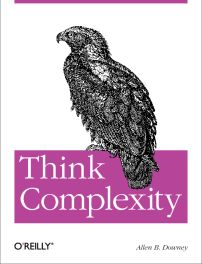 This book is about complexity science, data structures and algorithms, intermediate programming in Python, and the philosophy of science: