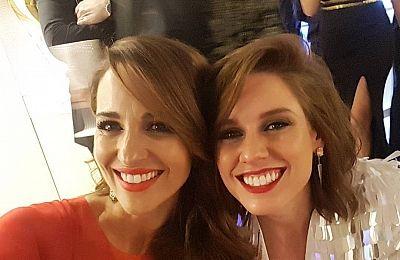 Actores y actrices de la serie Velvet de Antena 3 en los Premios Goya 2017