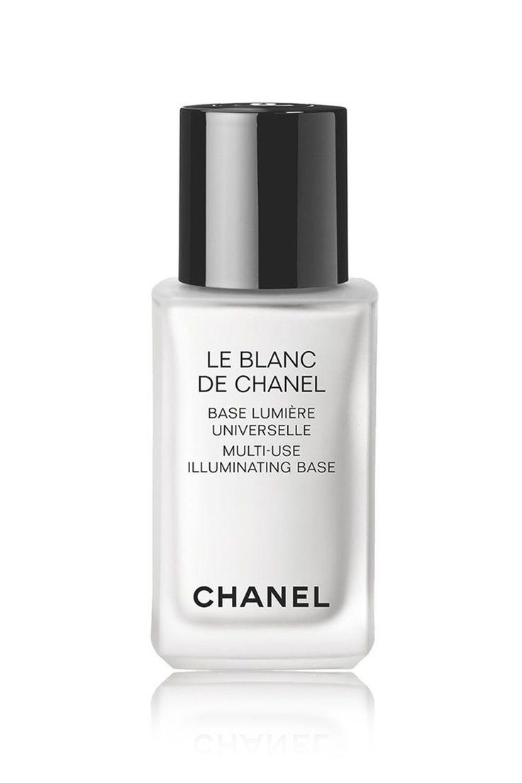 Best primer - Chanel Le Blanc de Chanel Multi-Use Illuminating Base, £33