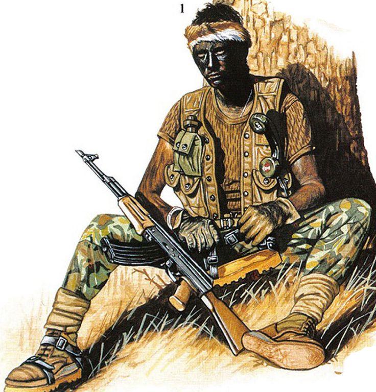 SADF Recce