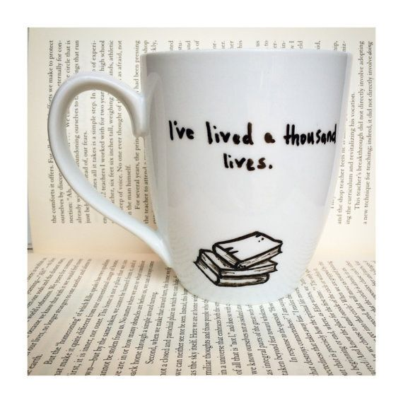 Book Lovers Mug   19 Gifts For The Book Lover In Your Life