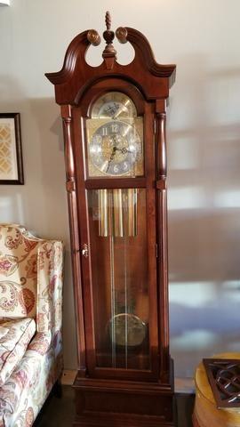 RePurpose Shop — Commemorative Ridgeway Grandfather Clock