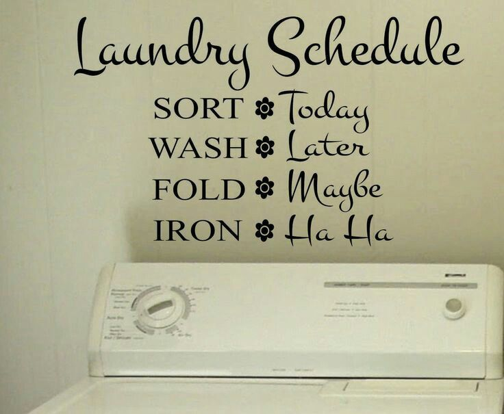 I want this in our laundry room except we hang everything up on our hangers we don't fold anything but socks & undies