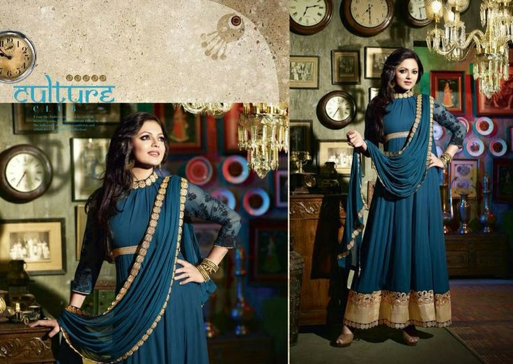 Semi Stitched Anarkali Dresses for any occasion... #partywear #indianwear #bridalwear #fashion #women'sclothing #style #fashionista #traditional #saris #lehengacholi #anarkali #salwarkameez #salwarsuit  To order please call us om 9920035756 or email us at bespoke57@gmail.com