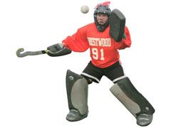 Field Hockey Goalie Equipment Review - http://www.isportsandfitness.com/field-hockey-goalie-equipment-review/