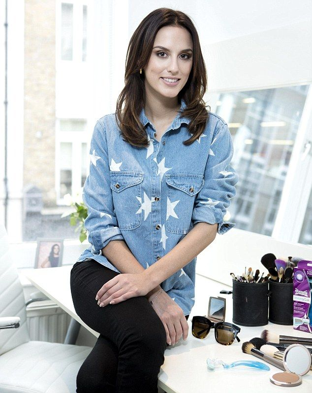 Made In Chelsea's Lucy Watson reveals she's tried to cool her fiery personality | Daily Mail Online