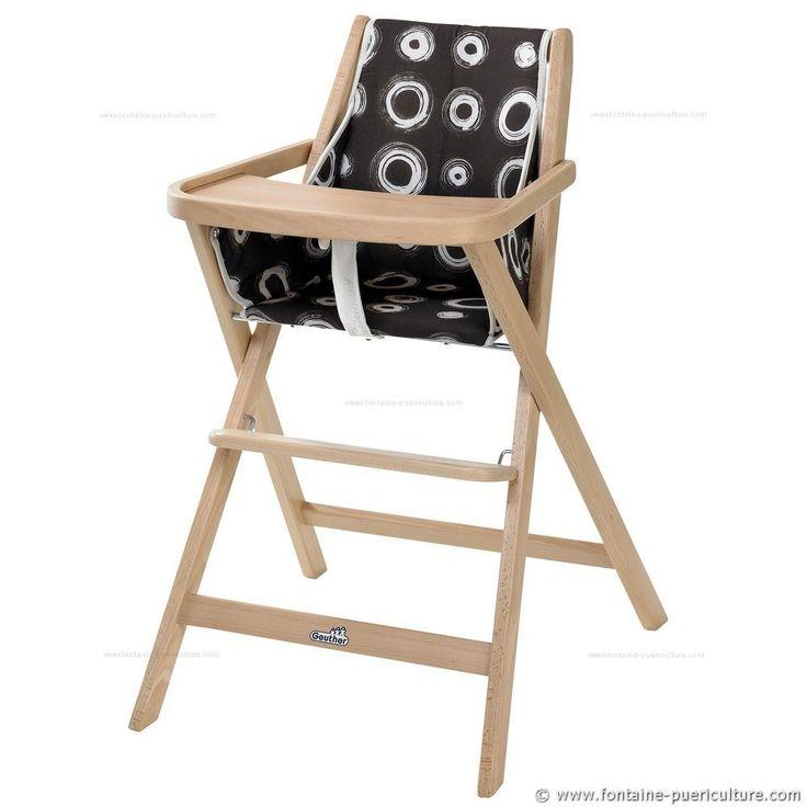 Les 25 meilleures id es de la cat gorie chaise haute pliable sur pinterest chaise haute b b - Chaise haute bebe pliable ...