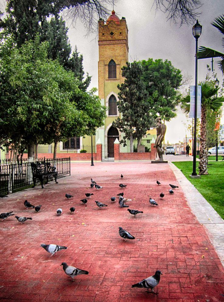 Plaza Ateneo, Saltillo Coahuila, Mexico
