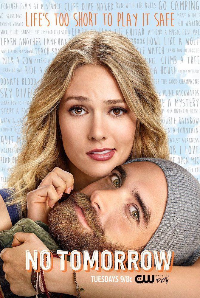 No Tomorrow Serial Tv. Nu Maine se concentrează pe Evie, un evaluator de control al calității, care nu se confruntă cu riscul, care cade în căutarea lui Xavier pentru  ... Cititi continuarea pe TvFreak.ro #NoTomorrow #OrarSeriale #CalendarSeriale #SerialTv #TvFreak #The CW #distributie #episoadetv  #romance #comedy #JesseRath #AmyPietz #JoshuaSasse #SarayuBlue #ToriAnderson #JonathanLangdon