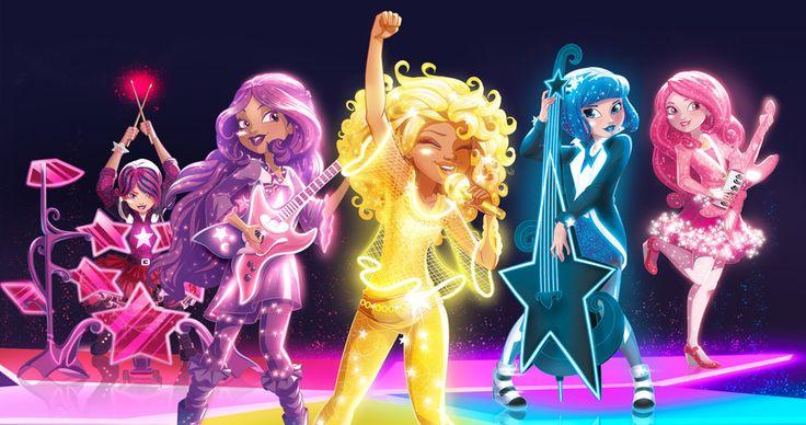 Star Darlings   Disney Channel Latinoamérica