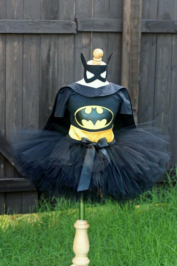 This is too cute of a costume for a little girl