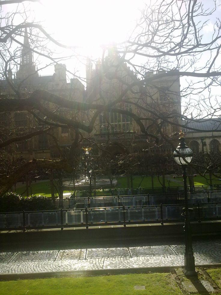 Westmister Abbey #London