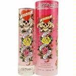 ED HARDY by Christian Audigier Perfume for Women (EAU DE PARFUM SPRAY 1.7 OZ) by Ed Hardy. $36.86. 100 % Genuine Fragrance.. Year Introduced: 2008. Concentration: Eau De Parfum. Recommended Use: casual. Size: 1.7 OZ. 100% Authentic ED HARDY by Christian Audigier Perfume for Women (EAU DE PARFUM SPRAY 1.7 OZ). Manufactured by the design house of Christian Audigier. ED HARDY for WOMEN possesses a blend of apple, mango, strawberry, red grapefruit, feesia, watery muget, linden bl...