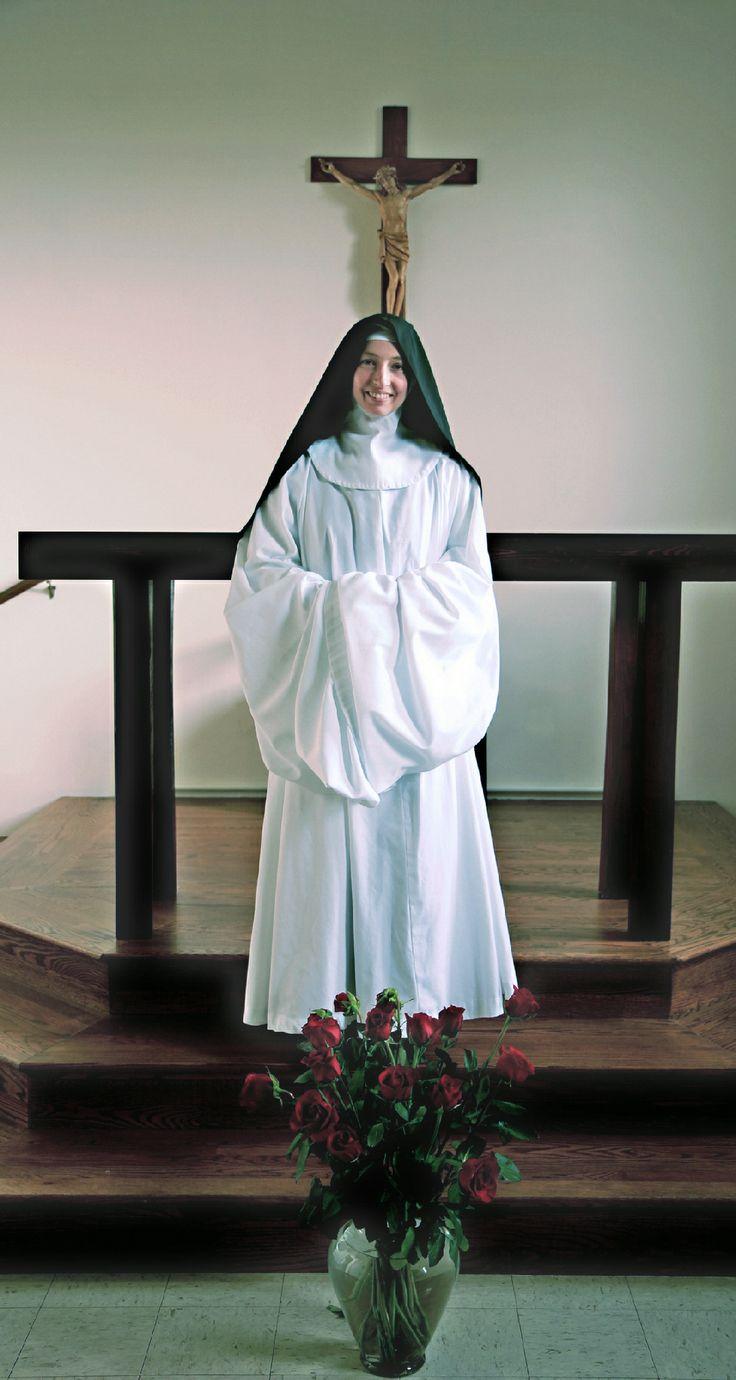 Cistercian nuns of Prairie du Sac-the Solemn Profession of Sr. Christina Marie