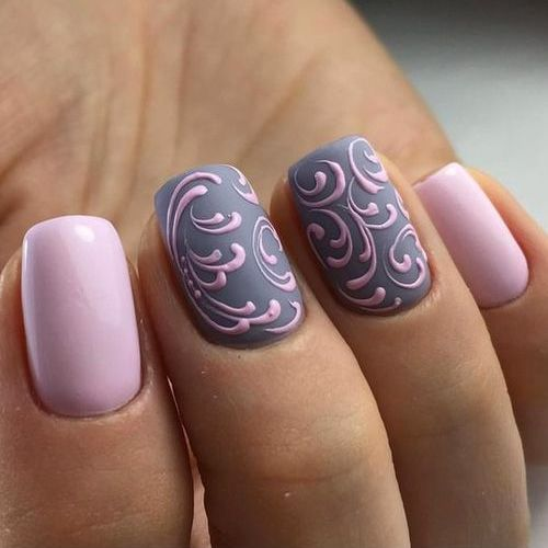 57 Best Nail Designs! View them all right here ->   http://www.nailmypolish.com/nail-designs/   @nailmypolish