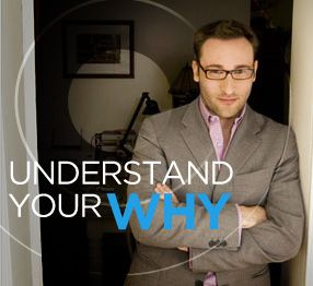 His book 'Start With Why' is the most important book you could read to understand how to set yourself apart from the competition