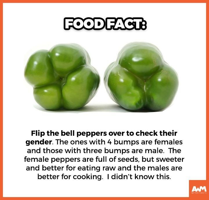 ღღ how to choose the right Bell Pepper
