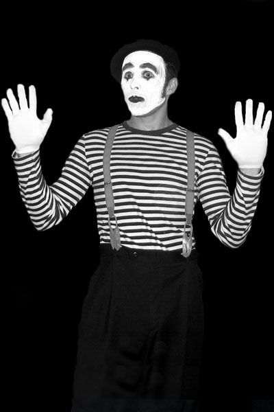 16 best Halloween images on Pinterest | Circus costume, Mime ...