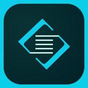 Adobe Slate app. Lav din egen historiefortælling med billeder, lyd og ord.