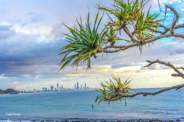 Burleigh Heads, QLD.  Photo By: Keykodesign