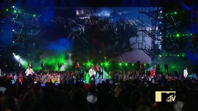 MTV VMA 2009 Michael Jackson tribute on Vimeo