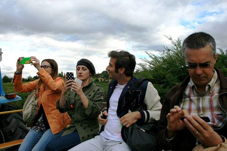 Blogger fra le vigne by C. Pellerino