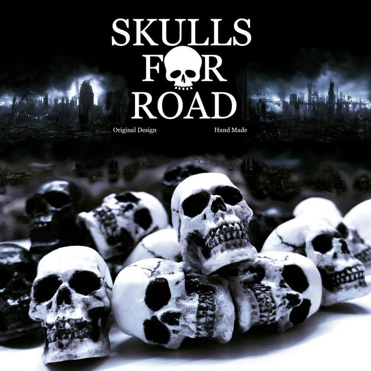 "Páči sa mi to: 4, komentáre: 1 – Skulls for Road (@skulls.for.road) na Instagrame: ""💀🔝#skulls #skullsforroad #design#style #image #blackonblack"""