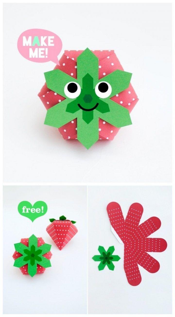 déco fraise : accorder sa décoration à la saison ! clem around thecorner