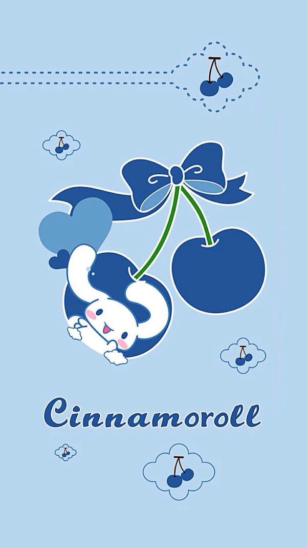 Cinnamoroll Cherries