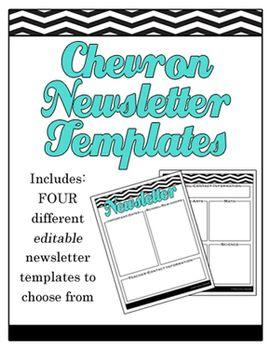 sunday school newsletter templates