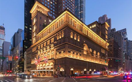 Information about Carnegie Hall – Schedule, Tickets, Shows, Tours, History / nycgo.com