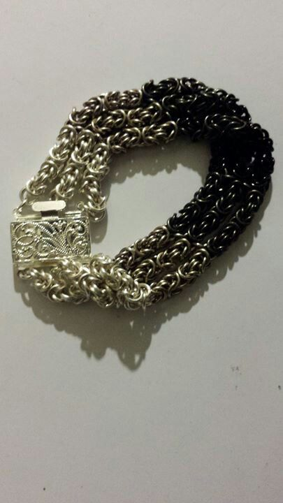 3554 best Chainmaille images on Pinterest Chainmaille Jewellery