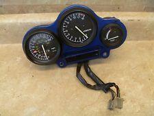 Yamaha 1000 FZR FZR1000-U Used Speedometer Tachometer Gauges 1988 #YB35 #1