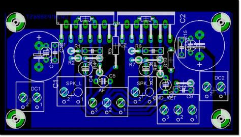 I've made gainclone amplifier that uses a LM3886 chip. It's one of the best compact HiFi amplifiers. It is a Class AB-A (conjugate) amplifier that has a fully...