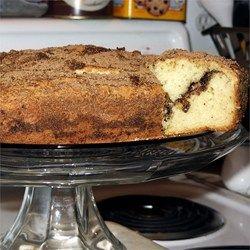 Cinnamon streusel coffee cake all recipes