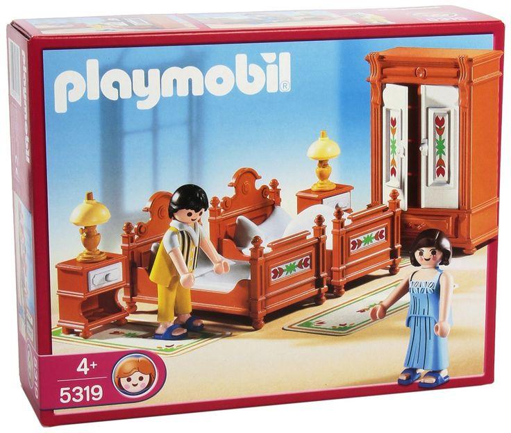 Amazon.com: Playmobil Bedroom: Toys & Games
