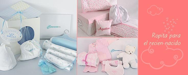 ajuares para bebes