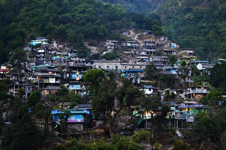 The wettest place in the world: Mawsynram, India. | 22 Of The Most Extreme Places You Could Ever Visit