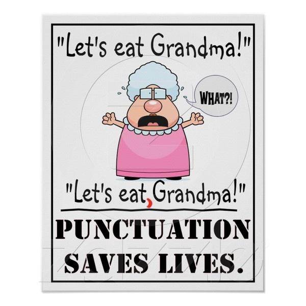 save Grandma, use a coma