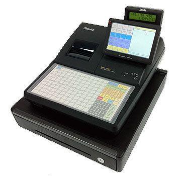 Sam4s SPS-530 (Single Roll Thermal system cash registers)