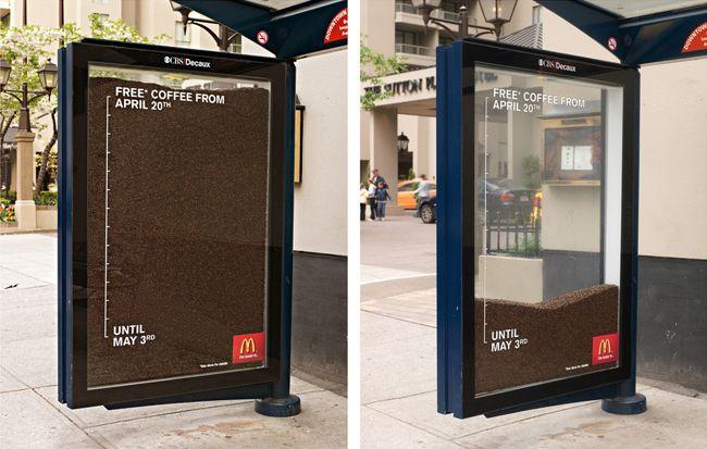 Mc Donalds Coffee Bus Ad