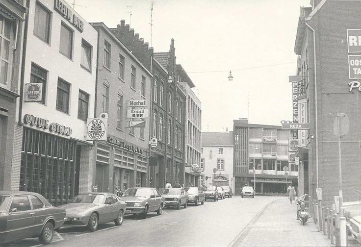 Ouwe Stomp, eind jaren zeventig