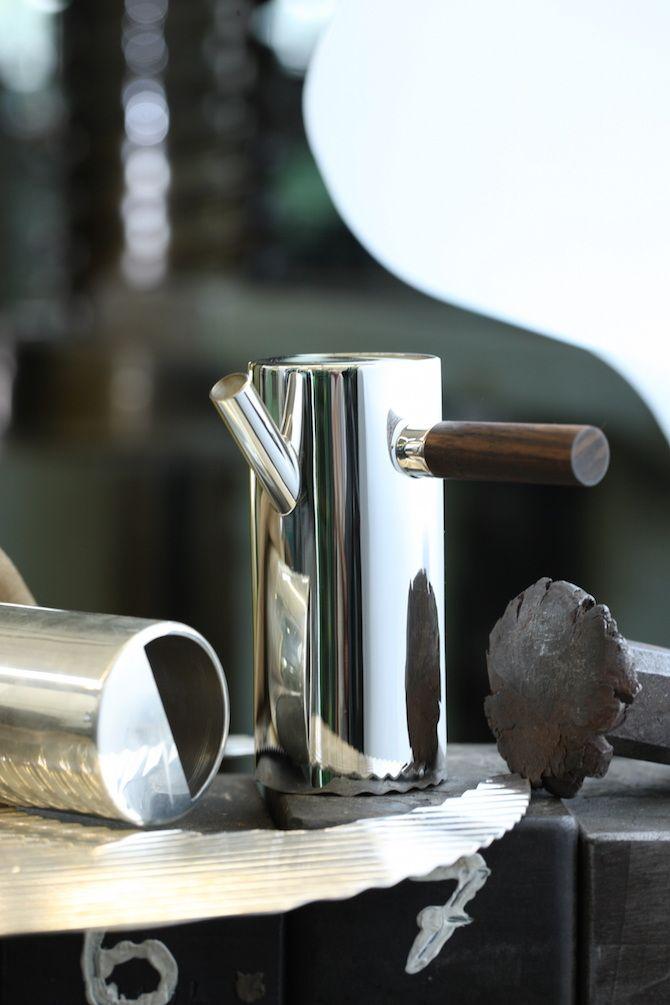 Tomás Alonso: Tea Set
