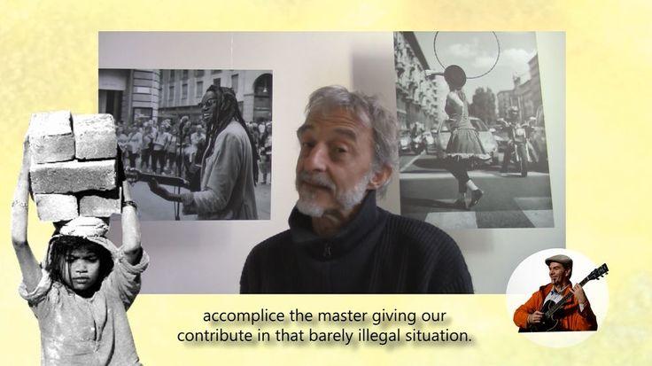 Artisti di strada e colonialismo strisciante. (English subtitles). Ne parliamo col funambolo: http://www.federicoberti.it/stradarts-milano-claudiomadia/