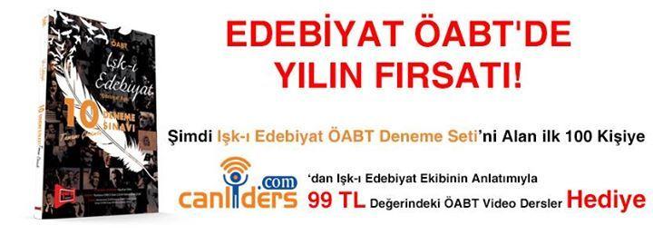 Edebiyat ÖABT'de Yılın Fırsatı -  http://ift.tt/2rgYgZP