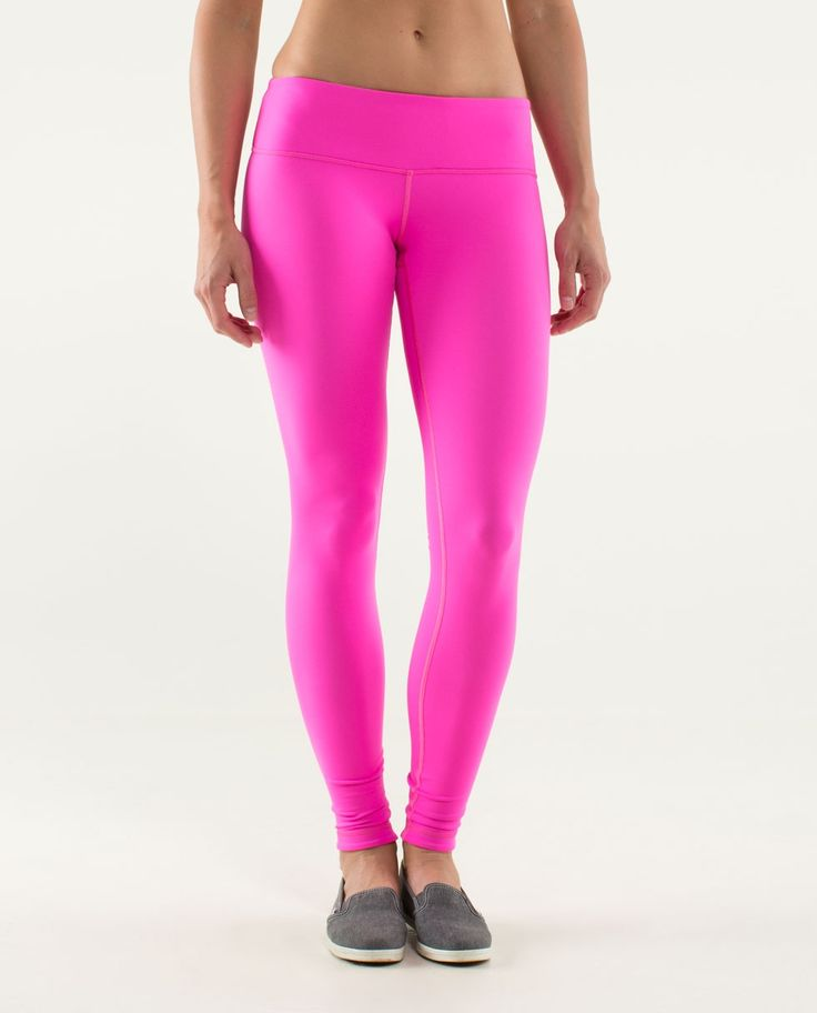 I really, really, really want these Lululemon yoga tights. Getting dressed in the dark just got a whole lot easier.
