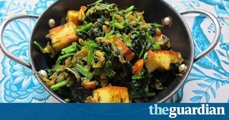 Felicity Cloake: It's a classic vegetarian Indian restaurant dish that's quick and easy to make. But do you like yours wet or dry? And is frozen spinach ever acceptable?