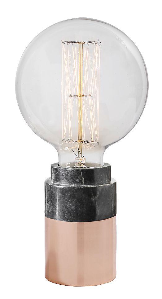 Lampe de table Marble Vert - Nordal - Visuel 1