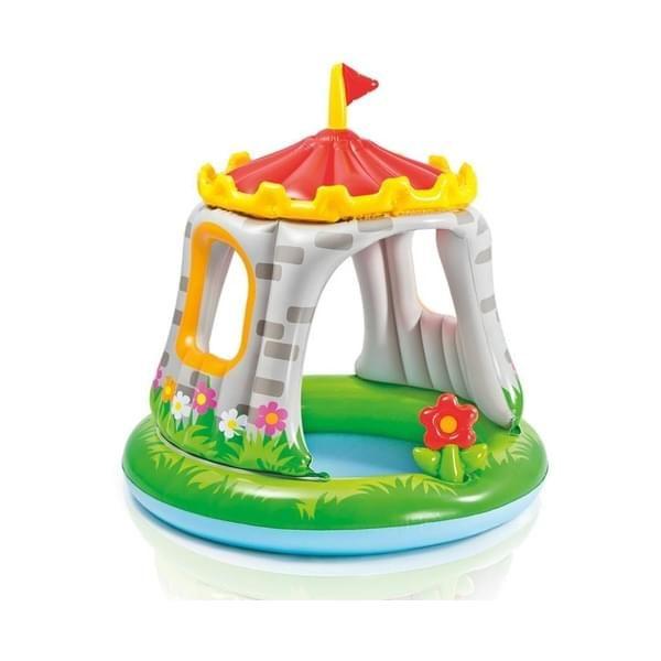 Intex Royal Castle Baby Pool Float En 2021 Piscina Para Bebés Flotador De Bebé Piscinas Para Niños